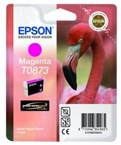 EPSON SP R1900 Magenta Ink Cartridge (T0873)