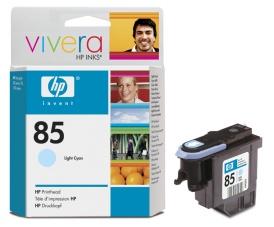 HP 85 Light Cyan DJ Printhead, C9423A
