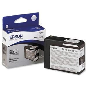 Epson T580 Photo Black (80 ml)