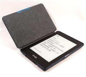 "C-TECH PROTECT ""hardcover"" pouzdro pro Kindle PAPERWHITE s WAKE/SLEEP, modré"