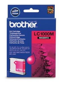 LC-1000M (magenta, 400str.@ 5% draft) pro DCP-330C,DCP-540CN