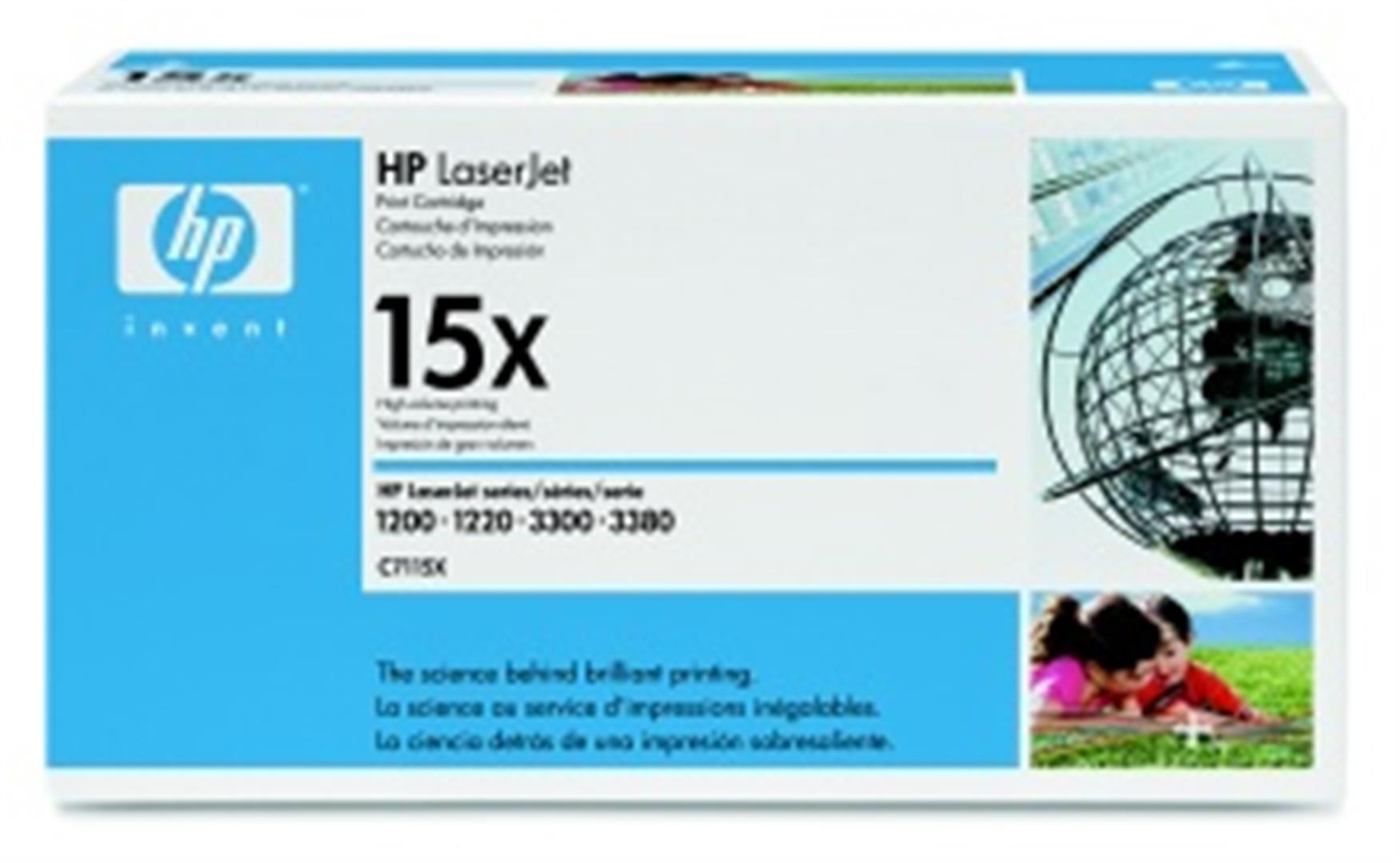 HP Toner Cartridge for HP LaserJet 12x0 (appx. 3500 pages)