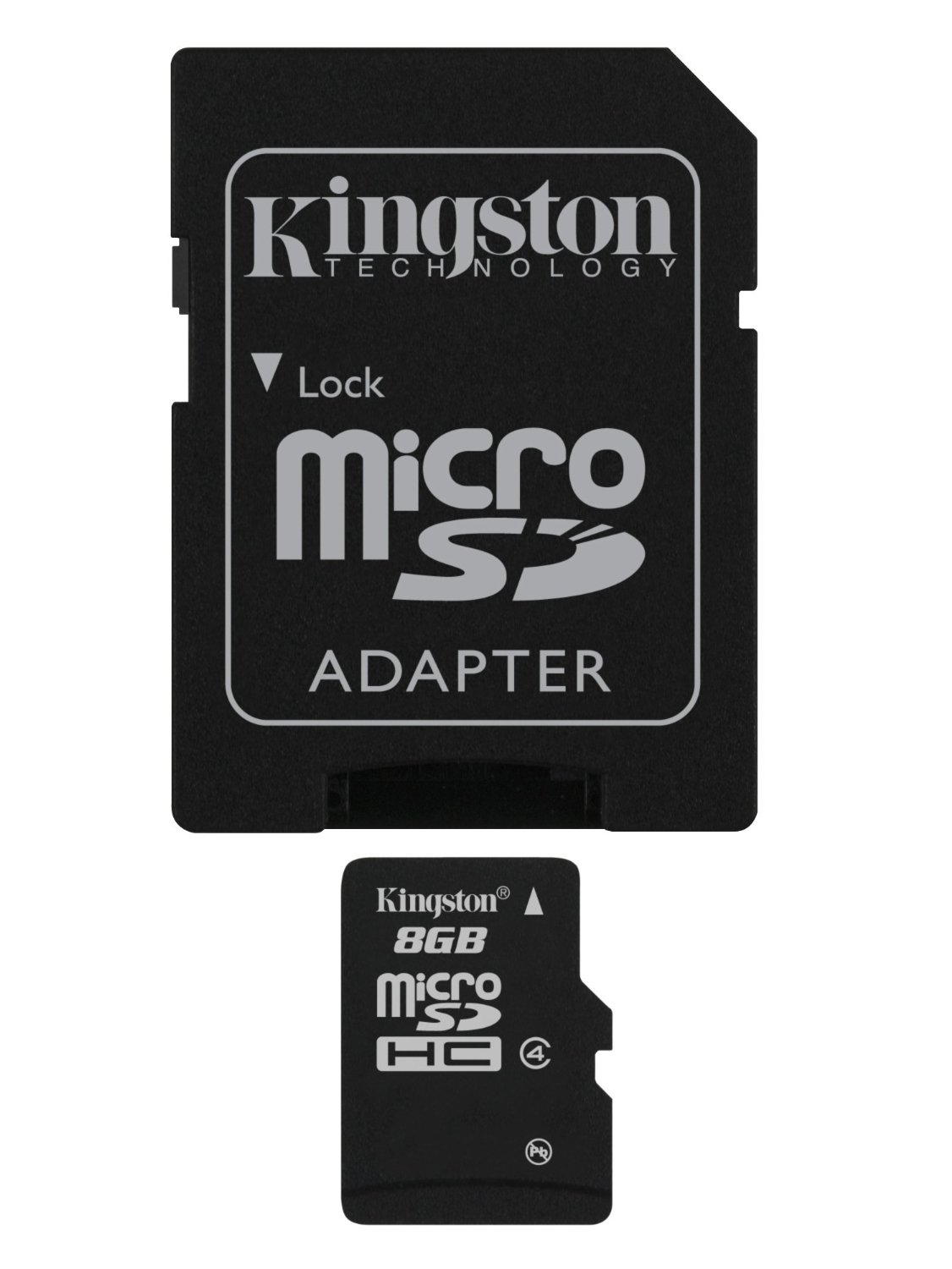 KINGSTON 16GB microSDHC Memory Card - High Capacity Class 4