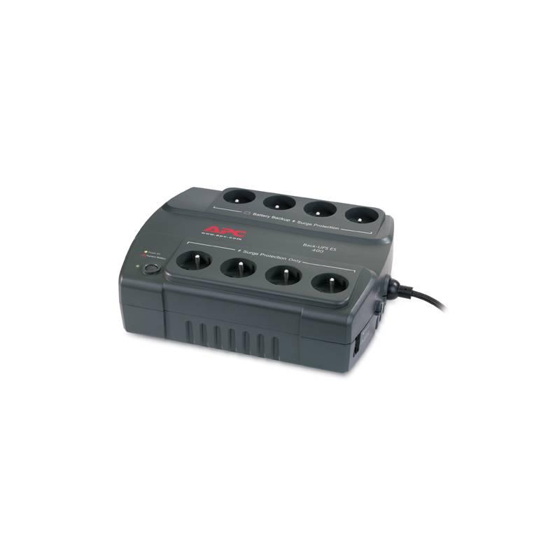 APC Back-UPS ES 400VA (240W), Czech & Poland