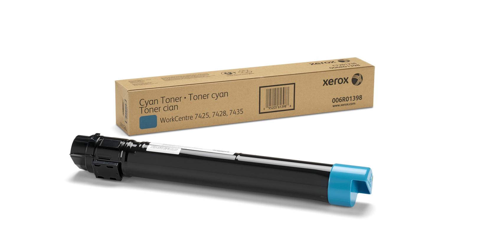Xerox Toner Cyan pro WC7425/7428/7435 (15k)