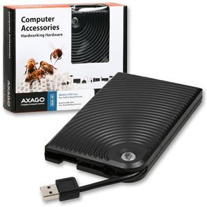 "AXAGO USB2.0 - SATA 2.5"" externí WAVE box"