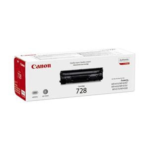 Canon toner CRG-728Bk Black (CRG728BK)