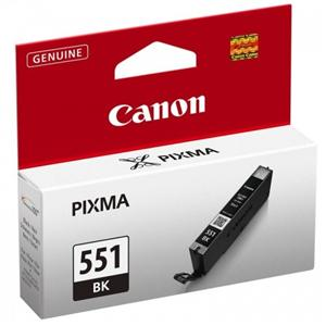 Canon cartridge CLI-551Bk Black (CLI551BK)