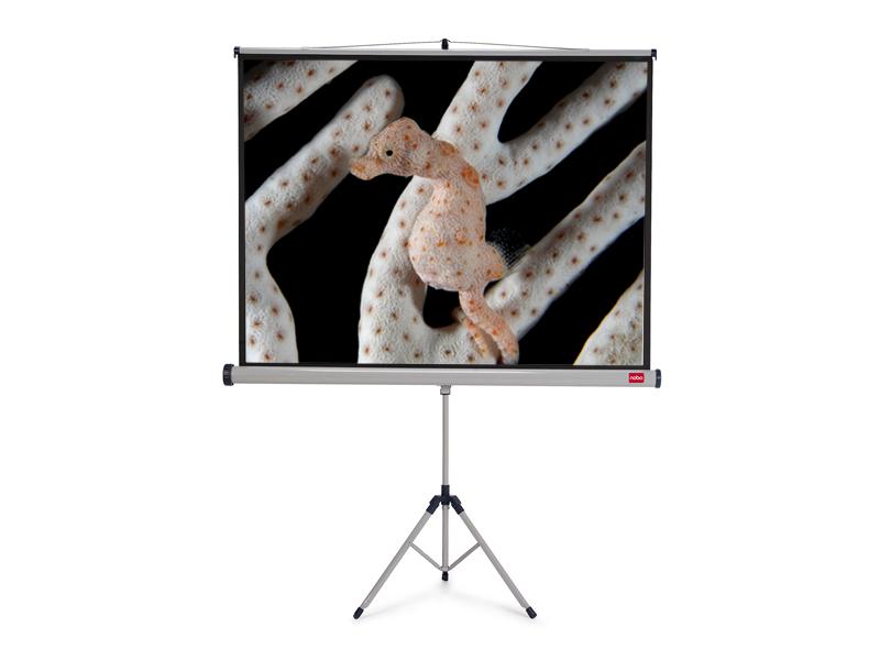 Projekční plátno NOBO se stativem, 175x133cm (4:3)