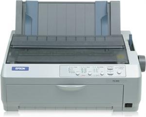 EPSON jehličková FX-890 - A4/2x9pins/680zn/1+5kopií/USB/LPT