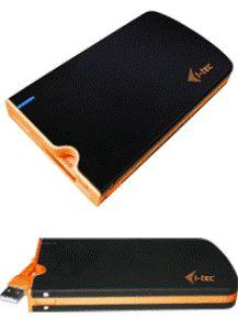 """i-Tec MySafe externí case pro 2,5"""" SATA, USB2.0 (bez HDD)"""