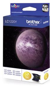 Ink Brother LC1220 yellow | 300 str | DCP-J925DW