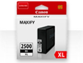 Canon cartridge INK PGI-2500XL BK