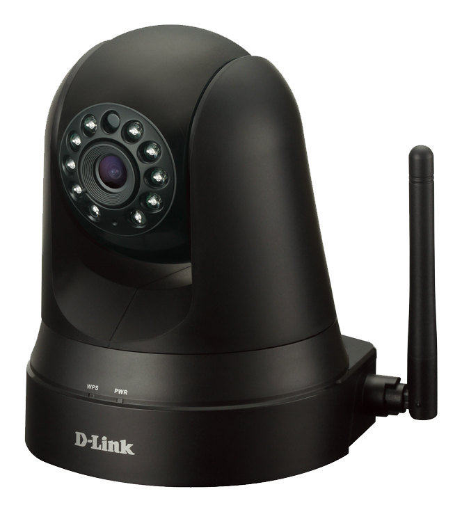D-Link DCS-5010L/E mydlink™ Home Monitor 360