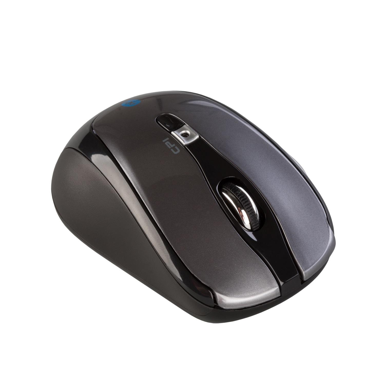 i-Tec BlueTouch 243 - černá, Bluetooth bezdrátová optická myš