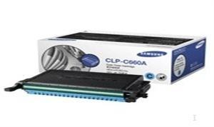 Toner (cyan) do CLP-610ND, CLP-660x, CLX-62x (wydajność 2000 stron)