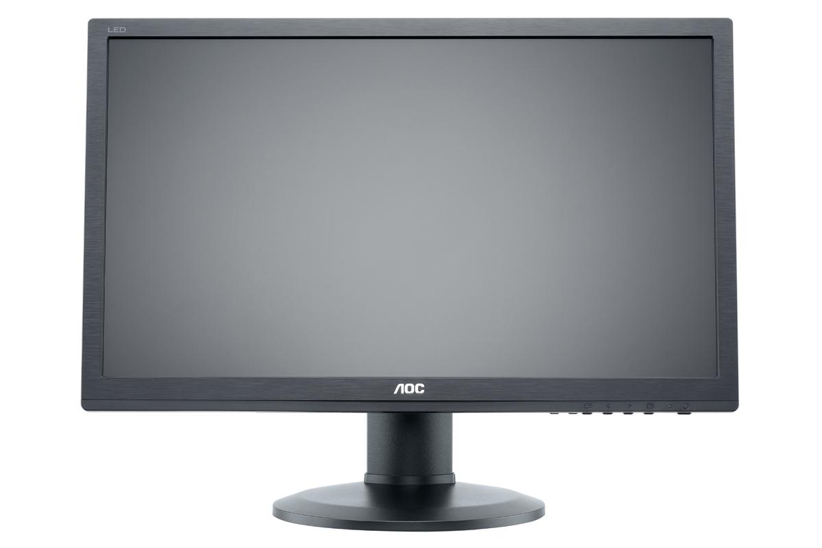 """AOC MT LCD - WLED 24"""" e2460Phu, 1920 x 1080, 20M:1, 250:1, 2ms, D-Sub, DVI, HDMI, USB, Pivot, Repro, Černý"""
