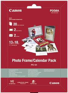Canon fotopapír - Photo Frame/ Calendar Pack(PFC-101)
