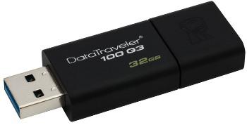 KINGSTON 32GB USB 3.0 DataTraveler 100 Gen3