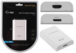 i-Tec USB3.0/HDMI adaptér Advance Full HD+ 1152p