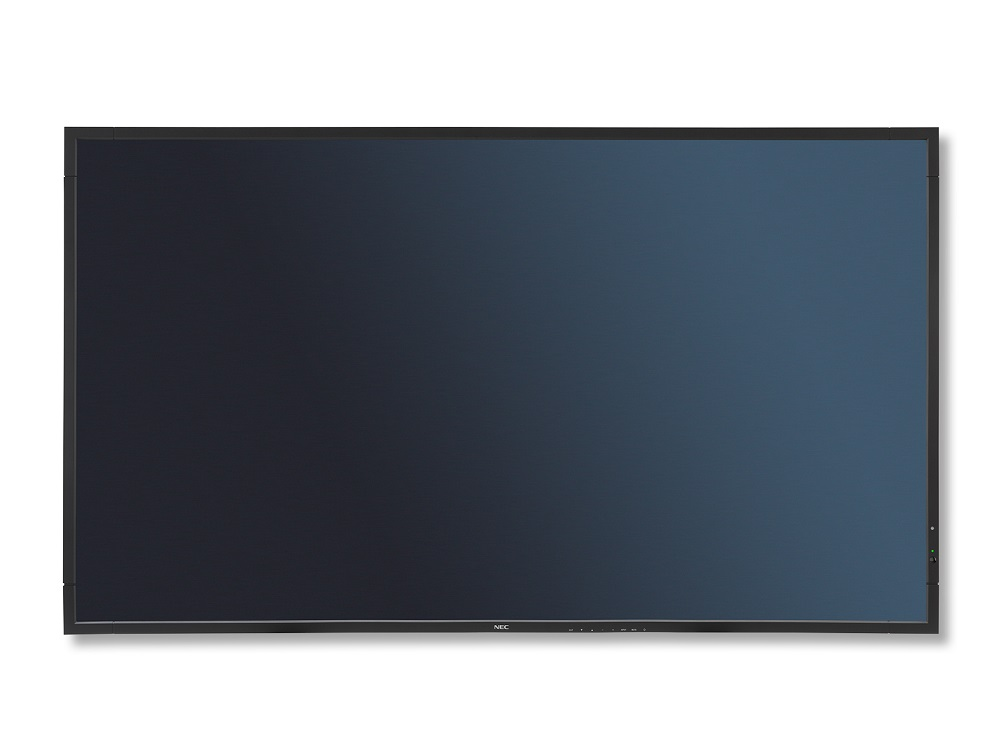 "NEC LFD 80"" MuSy V801 UV2 A LED,1920x1080,5000:1,460cd,6ms,DVI+DP+HDMI+VGA+BNC"