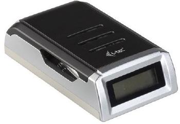iTec nabíječka AA/AAA akumulátorů s LCD displejem