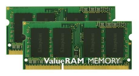 Kingston 16GB (Kit 2x8GB) 1600MHz DDR3 CL11 SODIMM