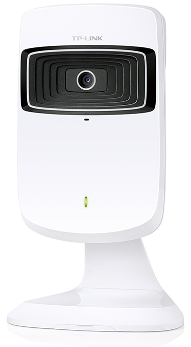 TP-LINK NC200 - 300Mbps WiFi Cloud Camera, 2.4GHz, 802.11b/g/n, Cube type, 20fps při 640x480