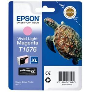 EPSON T1576 Vivid light magenta Cartridge R3000