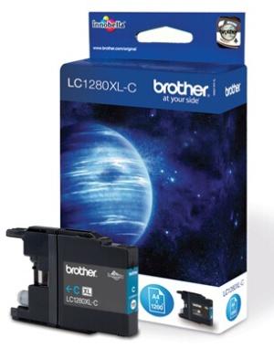 LC-1280XLC (ink. azurový, 1200 str. @ 5%)