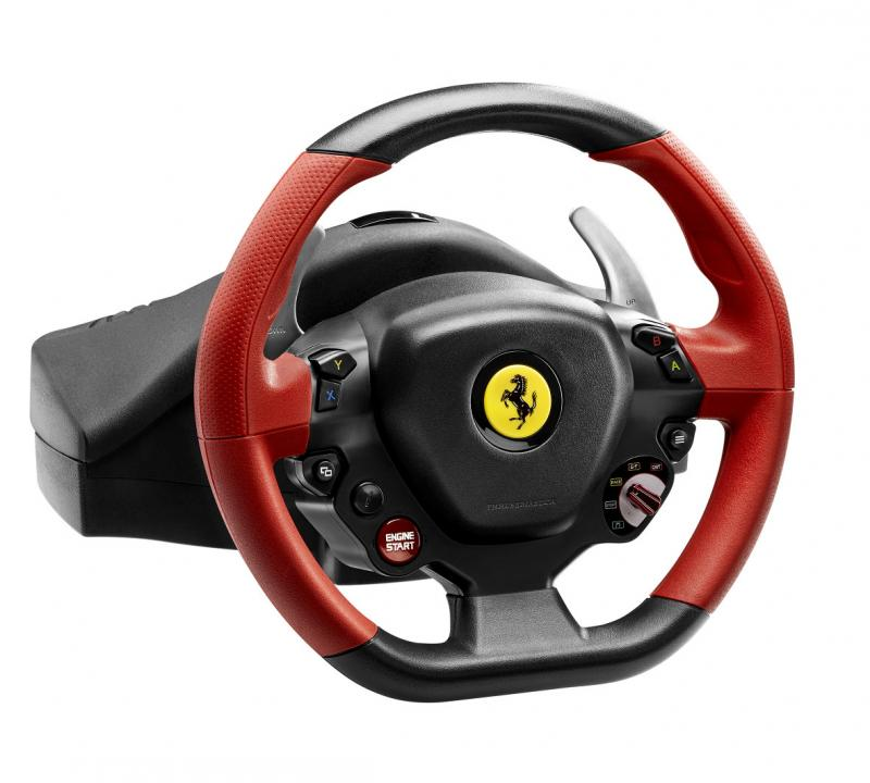 Thrustmaster Ferrari 458 Spider volant Xbox One
