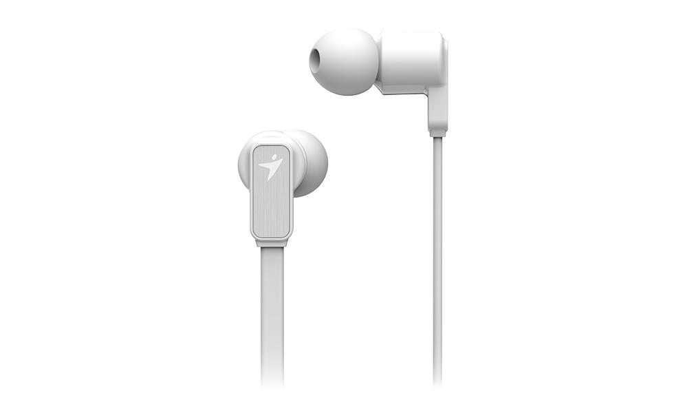 GENIUS headset - HS-M260/ sluchátka s mikrofonem /bílý