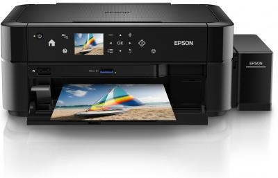 EPSON L850 - A4/38-37ppm/6ink/potiskDVD/CISS