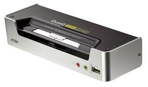 ATEN KVM switch CS-1792 USB Hub 2PC HDMI, audio