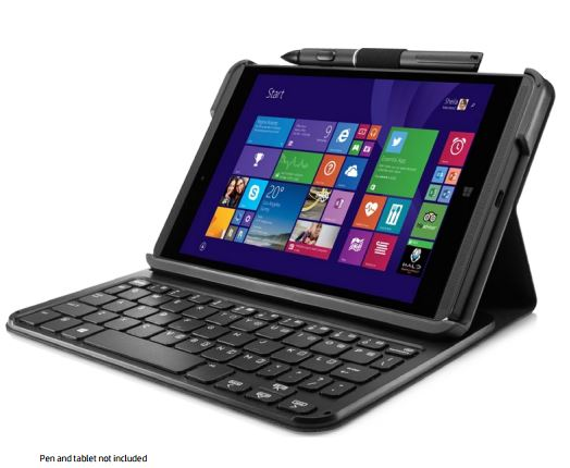 HP Pro 8 Travel Keyboard ENG