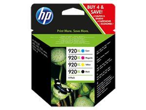 HP C2N92AE Ink Cart No.920XL, CMYK, (CD972AE-75)