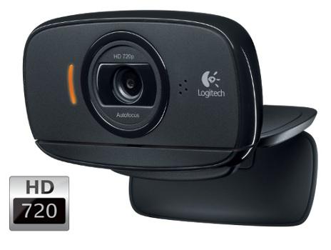 Logitech B525 HD Webcam webová kamera
