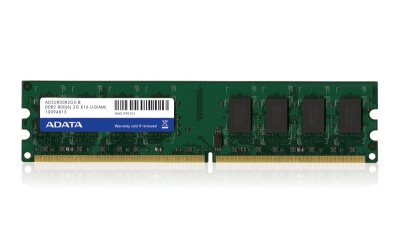 4GB DDR2 800MHz ADATA CL6, kit 2x2GB