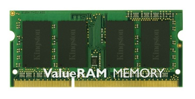 Kingston 4GB 1333MHz DDR3 CL9 SODIMM SR X8 1.5V