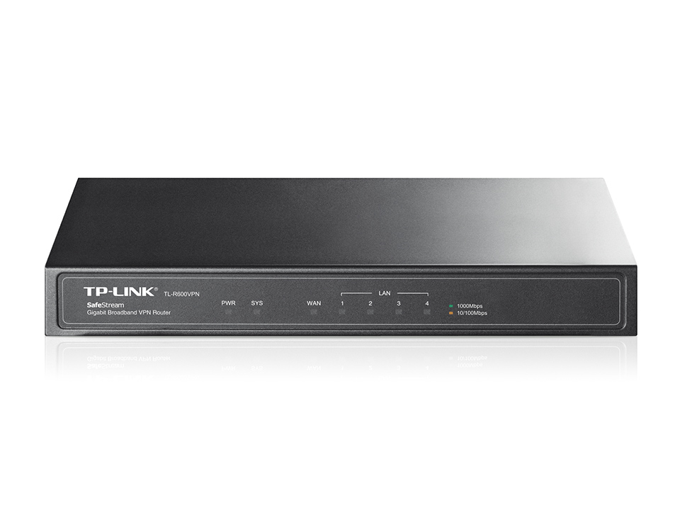 TP-Link TL-R600VPN Gigabit Broadband VPN Router