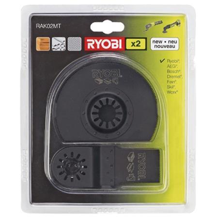 Sada nožů Ryobi RAK02MT