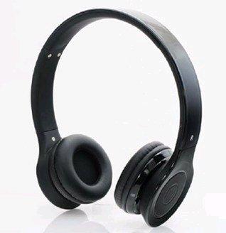 Gembird Bluetooth stereo sluchátka, mikrofon, černá barva