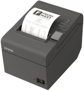 EPSON TM-T20II - černá/USB/seriová/zdroj