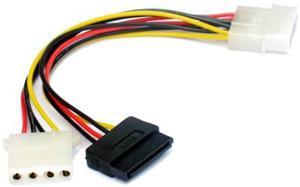 Gembird redukce napájení MOLEX - SATA/MOLEX 15cm