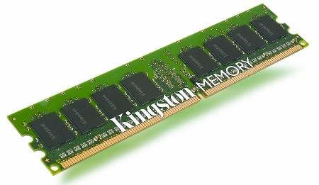 KINGSTON DDR3 4GB 1600MHz DDR3 Non-ECC CL11 DIMM SR x8 STD Height 30mm