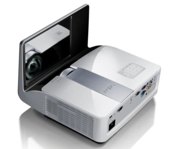 BenQ DLP Projektor MX842UST/XGA/3000ANSI/13000:1/LAN/HDMI/3D/2x10W repro/držák na stěnu