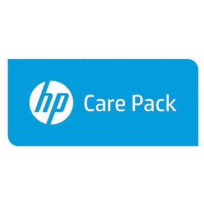 HP 3-letá záruka s vracením do servisního střediska pro 2xx, ProBook 4xx, 6xx, papírová