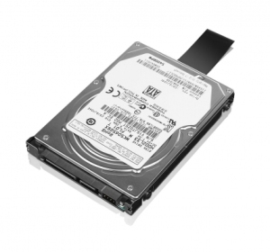 LENOVO HDD USB 3.0 Portable Secure 2TB Hard Drive - 2,5""