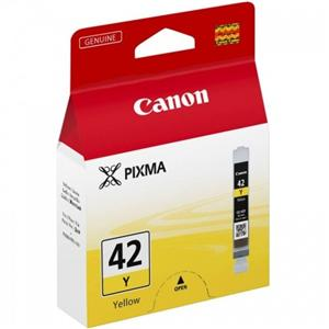 Canon cartridge CLI-42Y Yellow (CLI42Y)