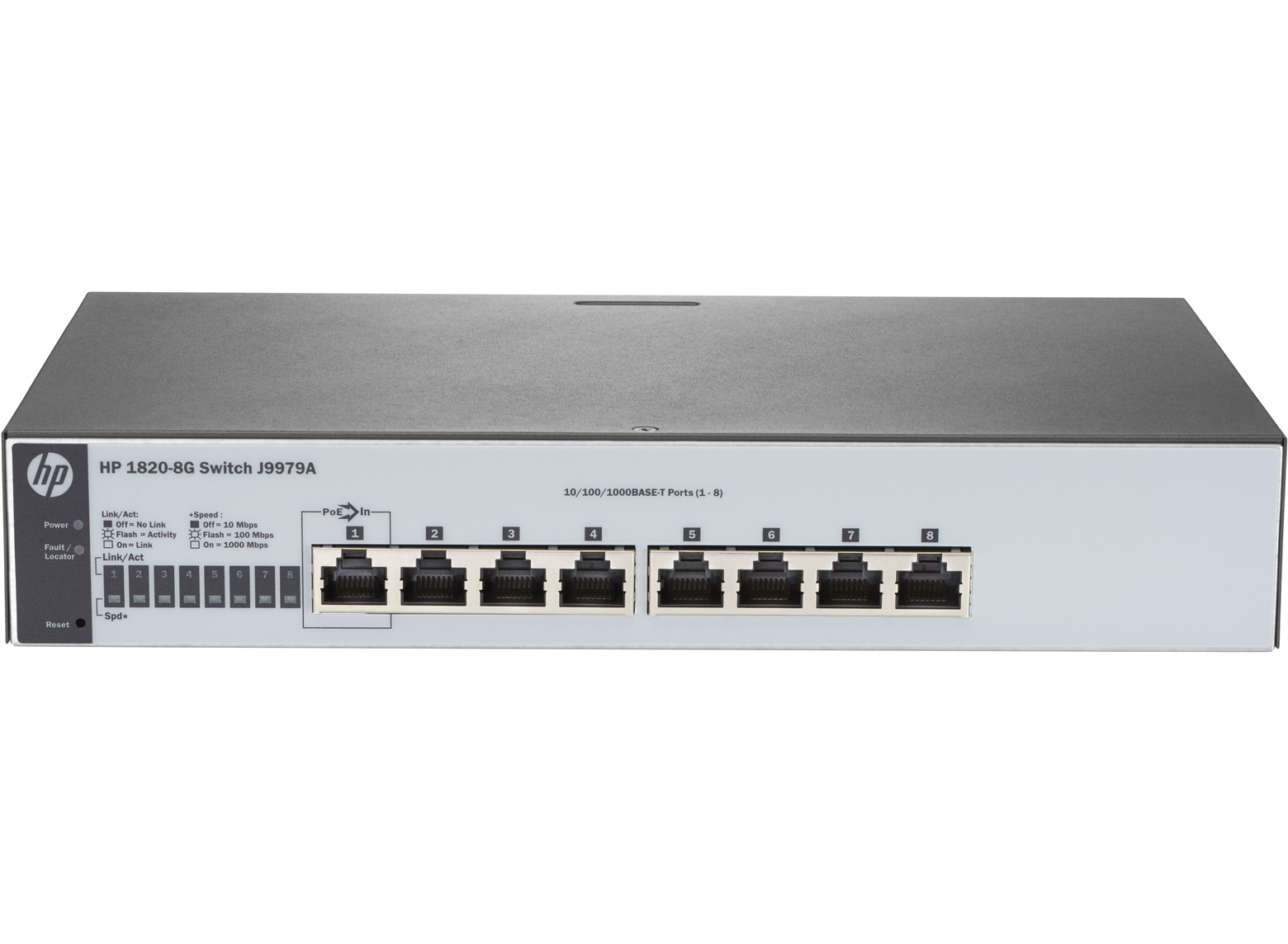 HPE 1820 8G Switch